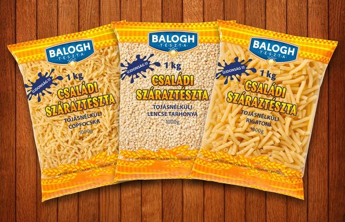 Új termékek a családi tészta kínálatában!